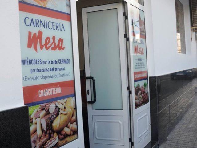 Carnicería Mesa