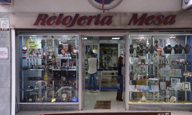 Relojería Mesa, s.l