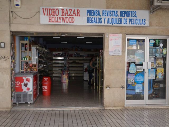 Bazar hollywood