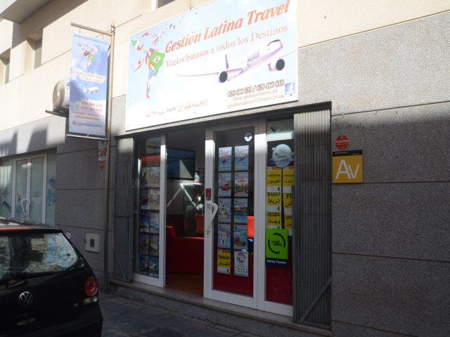 Gestión latina travel