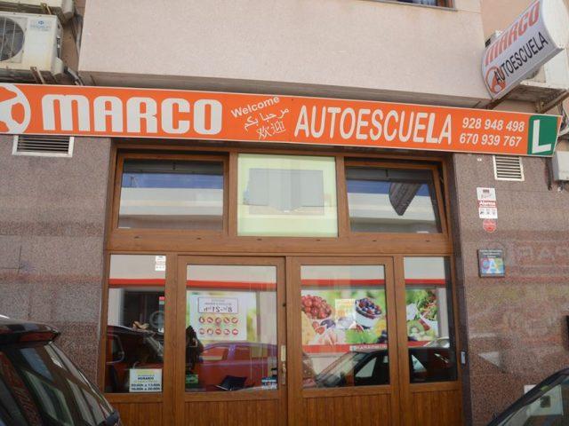 Autoescuela Marco