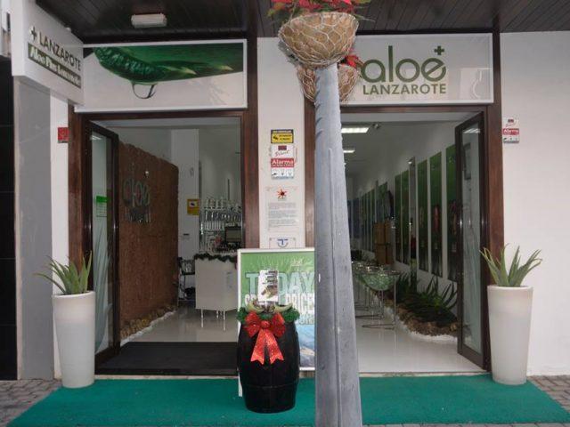 The Aloe Vera House