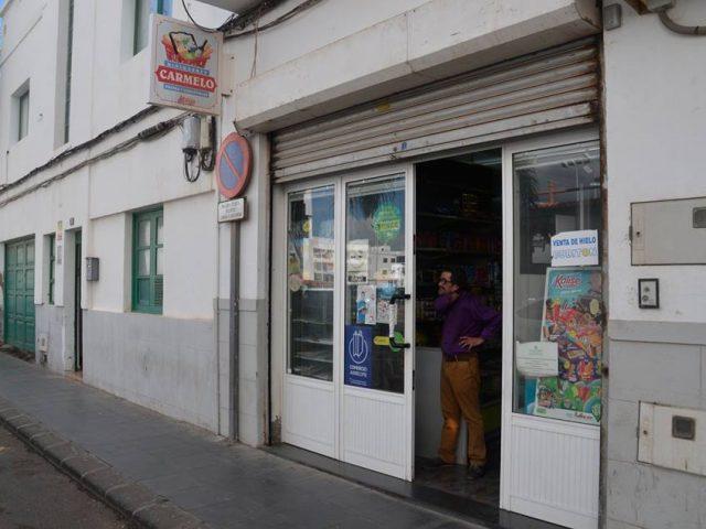 Minimarket Carmelo