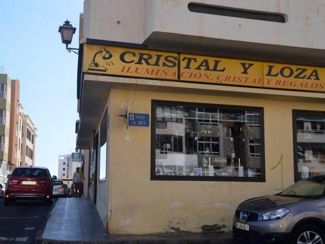 Cristal y Loza