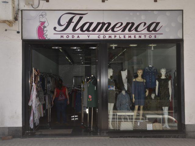 Flamenca moda y complementos