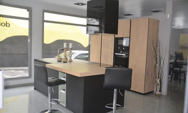 Área estudio de cocinas
