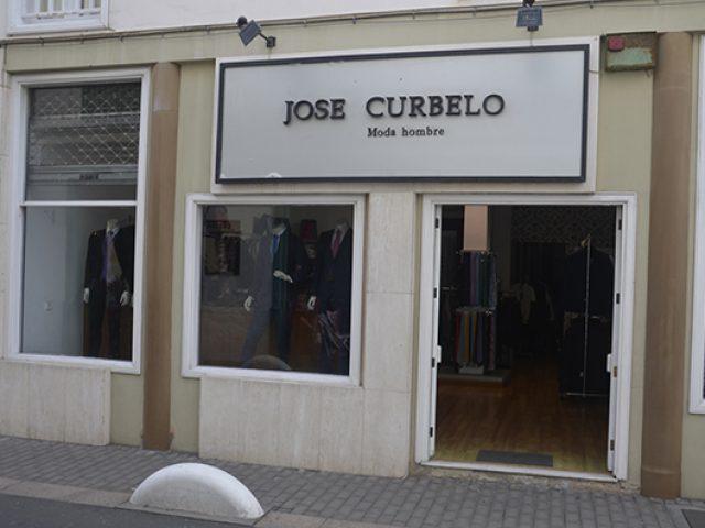 José Curbelo moda hombre