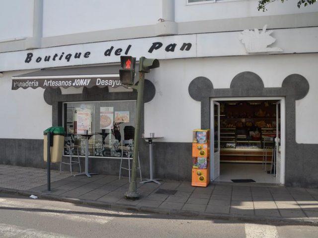 Boutique del pan Jonay