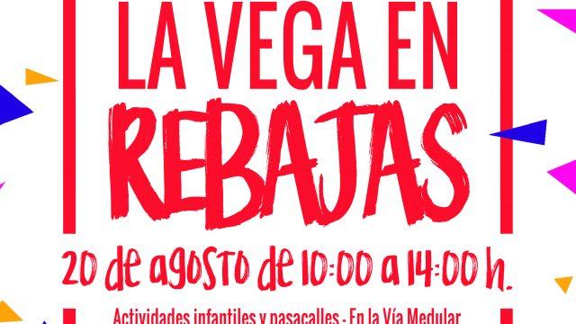 Rebajas en La Vega