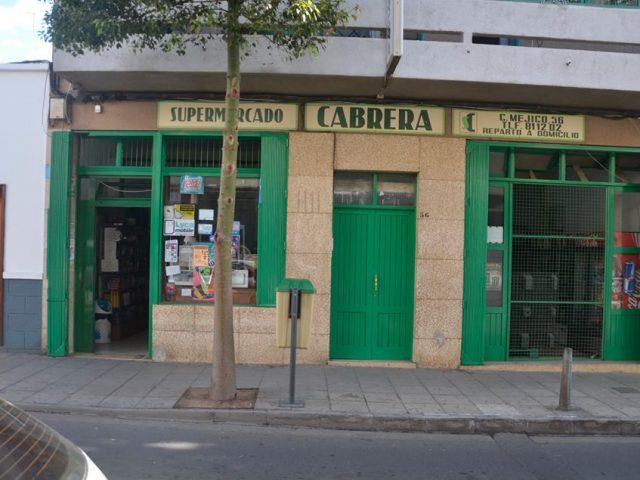 Supermercado Cabrera