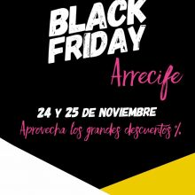 Black Friday – Arrecife
